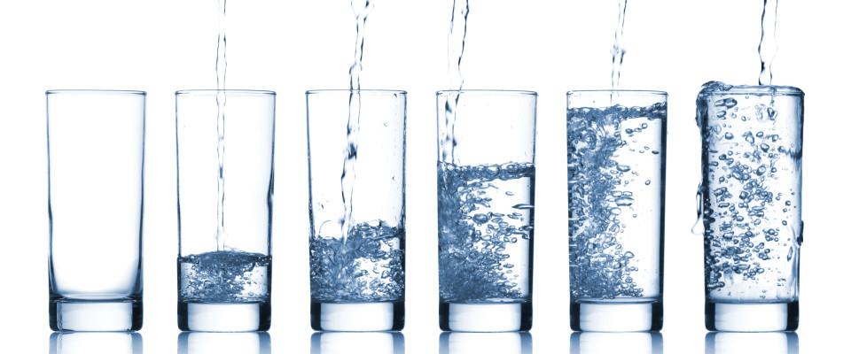 vasos agua